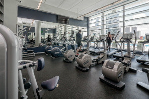 K2 Apartments Fitness Center