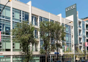 luxe on madison apartments chicago luxury apartments chicago real estate mall