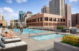 The Sinclair Chicago Pool